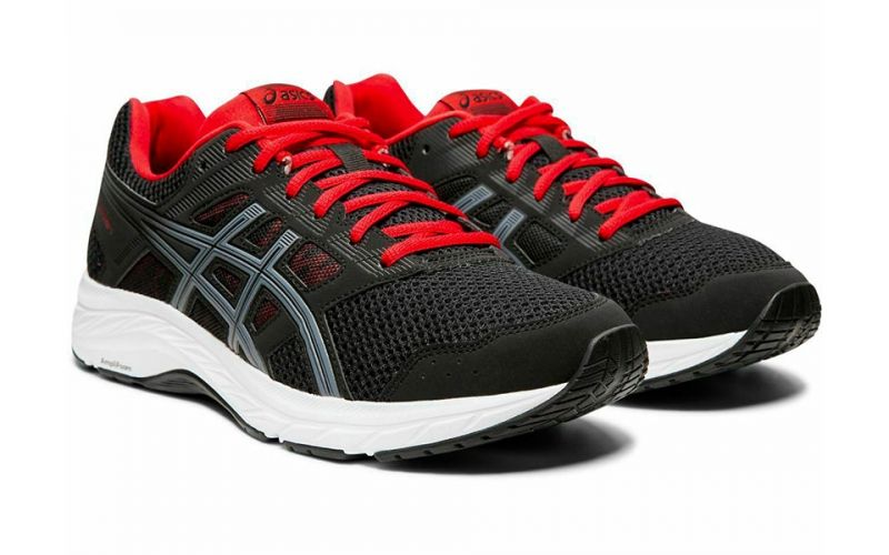 Asics Gel Contend 5 black red - Great