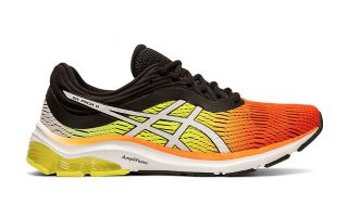 ASICS GEL PULSE 11 NEGRO AMARILLO 1011A550 800