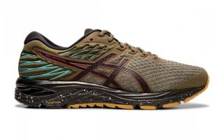 <center><b>Asics</b><br > <em>GEL CUMULUS 21 MARRÓN 1011A635 300</em>