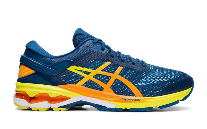 Gel Kayano 26 Azul Amarillo 1011a712 400
