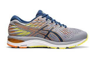 Asics GEL CUMULUS 21 GREY BLUE 1011A715 020