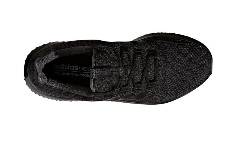 Adidas Cloudfoam Ultimate Black - Lighter transitions e88bd17a8
