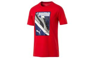 CAMISETA SNEAKER COTTON ROJO