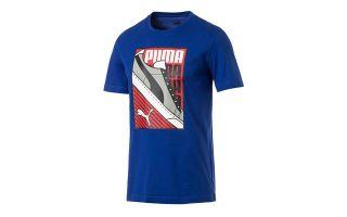 Puma SNEAKER BLUE SHIRT