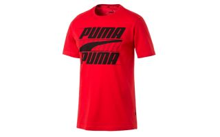 CAMISETA REBEL BASIC ROJO