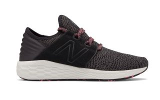 New Balance FRESH FOAM CRUZ NEGRO GRIS MUJER WCRUZ DM2