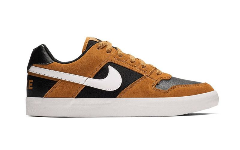 30ee7170dd00 Nike SB Zoom Delta Force Vulc Brown Black - Aerodynamic design