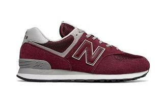 New Balance ML574 CLASSIC & LIFESTYLE GREY RED ML574EGB