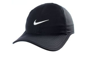 Nike GORRA FEATHER LIGHT NEGRO