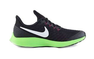 AIR ZOOM PEGASUS 35 NEGRO VERDE JUNIOR AH3482 016