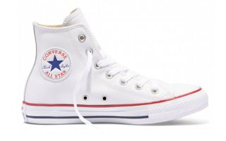 Converse CHUCK TAYLOR HIGH TOP BIANCO CV132169C