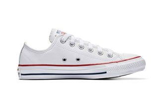 CHUCK TAYLOR OX WHITE