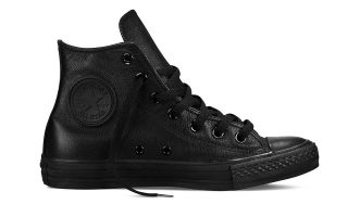 <center><b>Converse</b><br > <em>CHUCK TAYLOR ALL STAR LEATHER BLACK CV135251C</em>