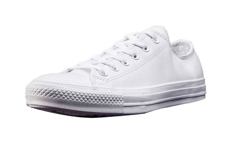 CHUCK TAYLOR ALL STAR MONO LEATHER BLANCO CV136823C