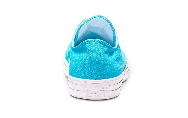 CHUCK TAYLOR ALL STAR COURT FADE LOW TOP AZUL BLANCO CV163182C