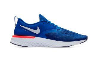 Nike ODYSSEY REACT 2 FLYKNIT BLAU NIAH1015 400
