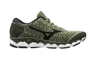Mizuno WAVEKNIT S1 GREEN BLACK J1GC1825 15