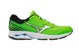 Mizuno WAVE RIDER 22 GREEN J1GC1831 04