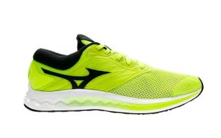 Mizuno WAVE POLARIS FLUOR YELLOW BLACK J1GC1981 02