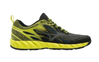 Mizuno WAVE IBUKI BLACK YELLOW J1GJ1873 51