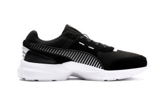 Puma FUTURE RUNNER NERO 368035 01
