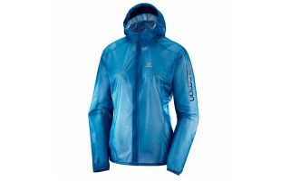 Salomon LIGHTNING RACE BLUE WOMEN JACKET