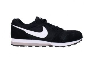 Nike MD RUNNER 2 NEGRO GRIS BLANCO JUNIOR NI807316 001