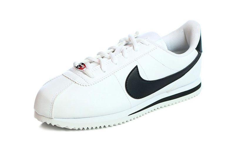 Nike Cortez Basic Sl Gs White Black