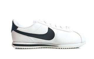Nike CORTEZ BASIC SL GS WHITE BLACK NI904764 102