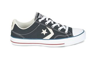 Converse STAR PLAYER OX NEGRO BLANCO CV144145C 009