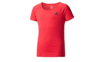adidas T-SHIRT PRIME ROUGE FILLE