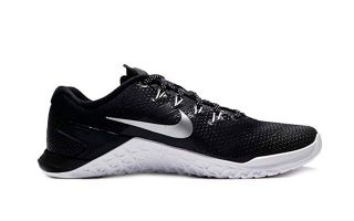 Nike METCON 4 BLACK WHITE WOMEN NI924593 001