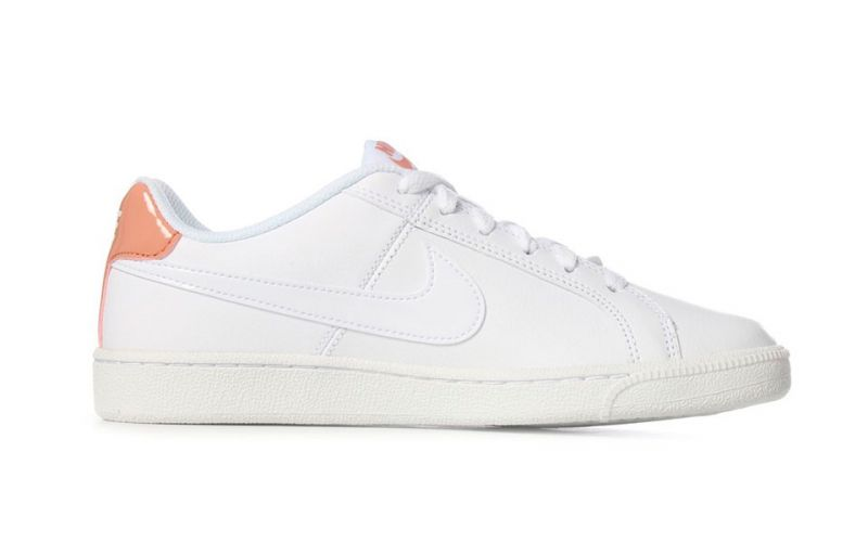 b6cd669838a5e Nike Court Royale White Pink Women - With versatile design