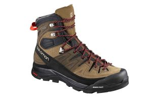 Salomon X ALP HIGH LTR GTX LIGHT BROWN L40162300