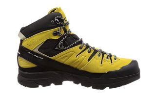 Salomon X ALP MID LTR GTX YELLOW BLACK L40165300