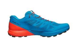 <center><b>Salomon</b><br > <em>SENSE PRO 3 BLUE ORANGE L40476000</em>