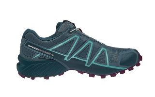 Salomon SPEEDCROSS 4 VERDE DONNA L40660100