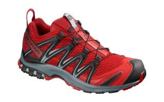Salomon XA PRO 3D RED GREY L40671100