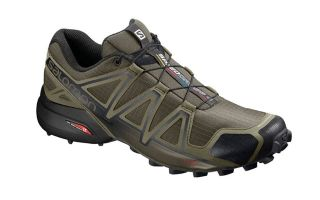 SALOMON SPEEDCROSS 4 NEGRO L40737800