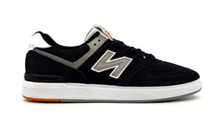 New Balance AM574 NEGRO GRIS AM574BKR