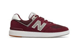 New Balance AM574 ALL COASTS SKATE STYLE GRANATE AM574MRR