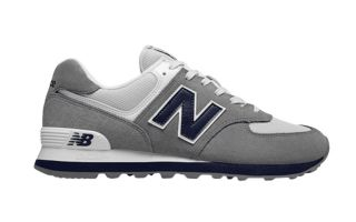 New Balance ML574 GRIS AZUL ML574ESD