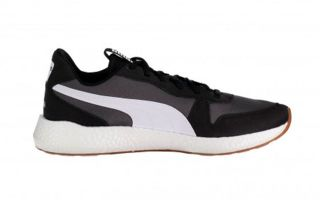 Puma NRGY NEKO RETRO BLACK WHITE 192509 02