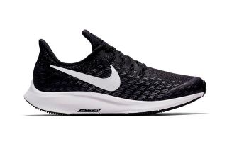 Nike AIR ZOOM PEGASUS 35 GS NEGRO BRANCO JÚNIOR NIAH3482 001