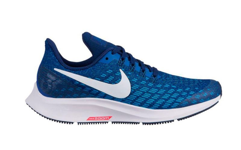 low priced e341d 842a5 ZOOM PEGASUS 35 GS BLUE WHITE JUNIOR NIAH3482 404