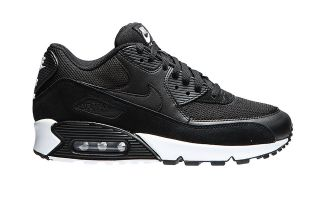 Nike AIR MAX 90 ESSENTIAL NEGRO BLANCO NI537384 077