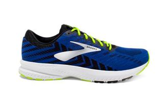 BROOKS LAUNCH 6 AZUL NEGRO 1102971D419