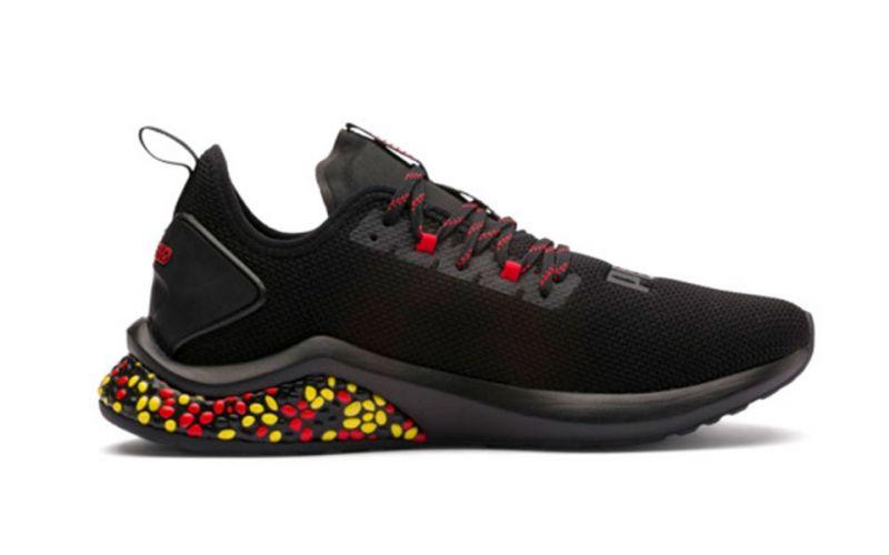 zapatillas rojas hombre puma