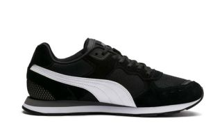 Puma VISTA BLACK WHITE 369365 01