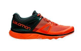 SALOMON TRAILSTER RED BLACK L40487900